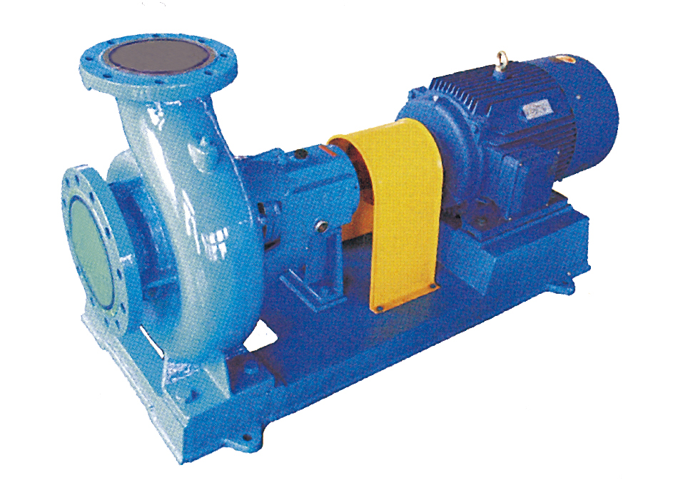 IS、ISR型单级单吸清水、热水泵