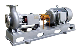 IJ型化工流程泵