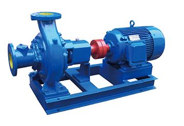 KLJ型除渣耐磨泵