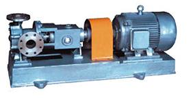 JF型系列无泄漏化工流程泵